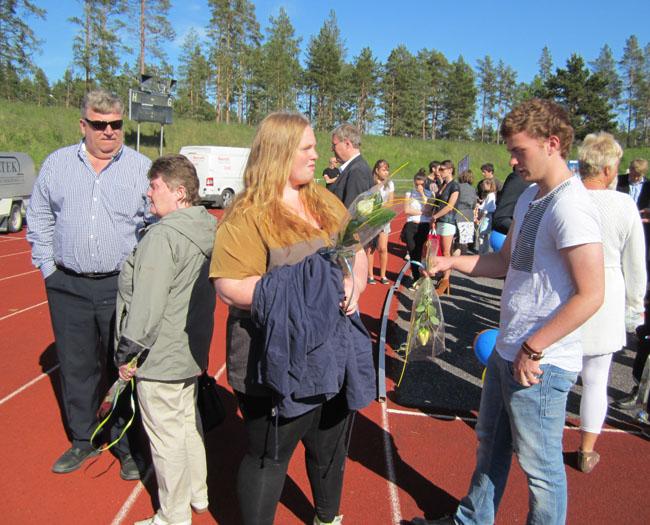 Fredriks student