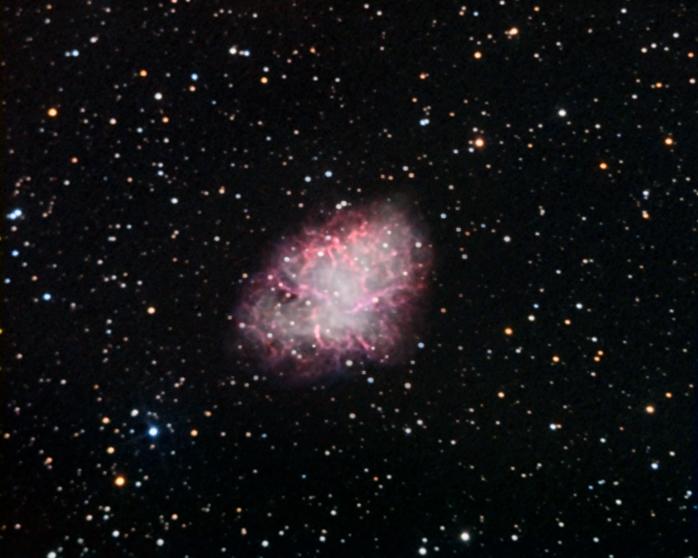 M1 (NGC 1952, Sh2-244, <br>SNR G184.6-05.8)