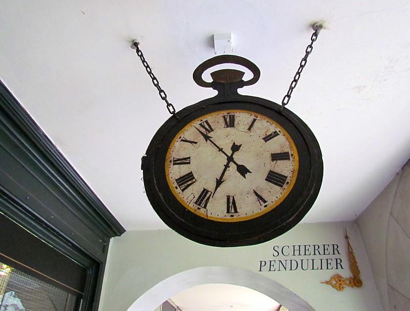 Scherer pendulier