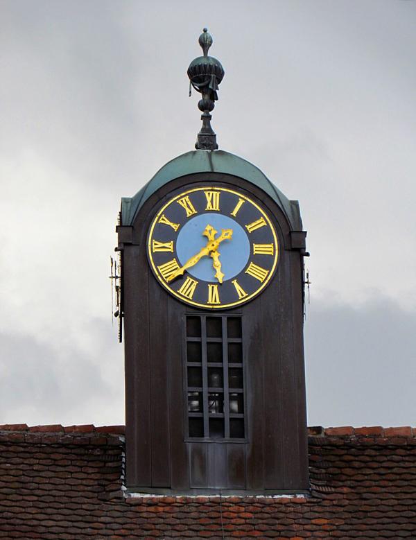 horloge dAarberg