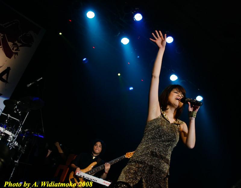 Cindy Bernadette @ Java Jazz 2008