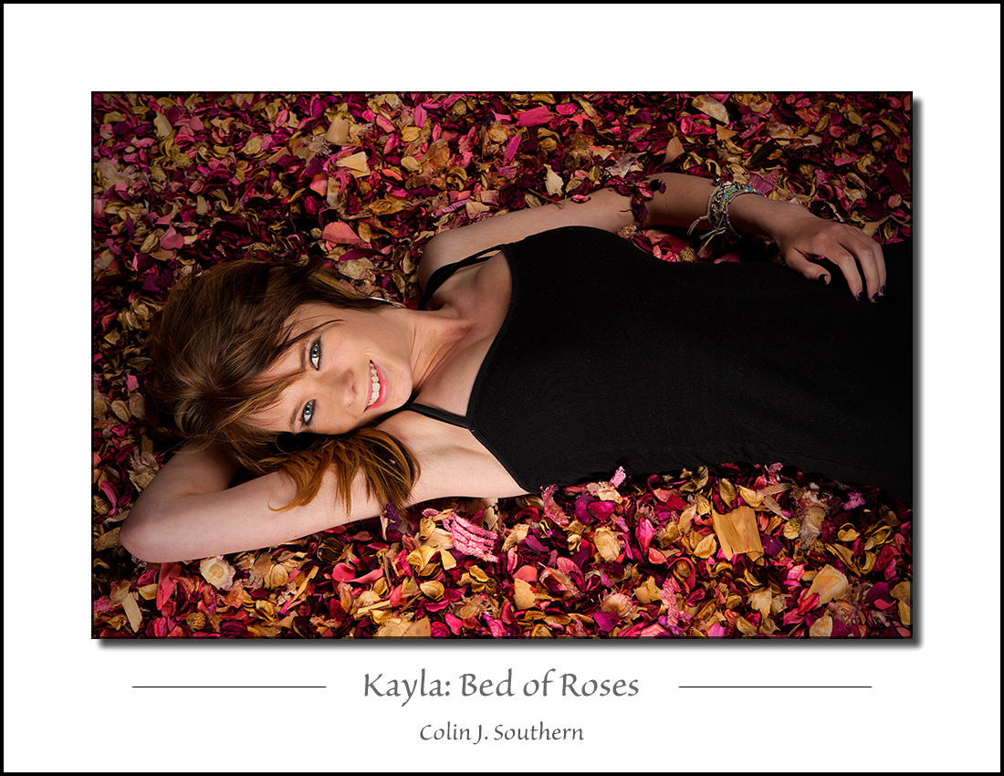 Kayla: Bed of Roses