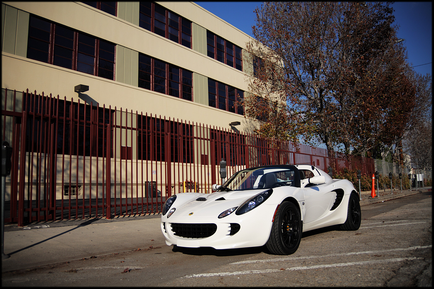 2009 Lotus Elise Monaco White Like New Azusa Ca