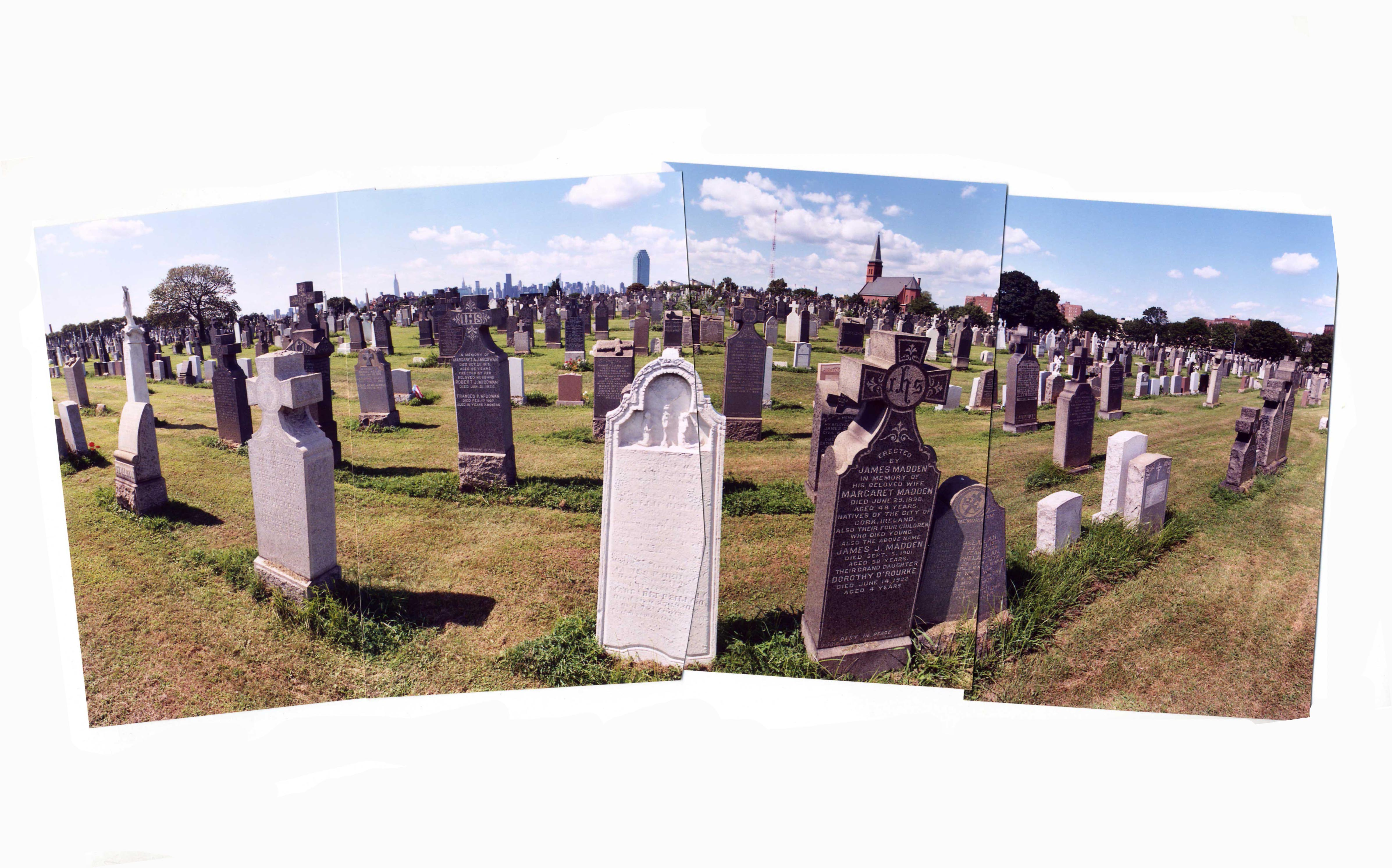 Calvary Cemetery, Queens, New York (2004)
