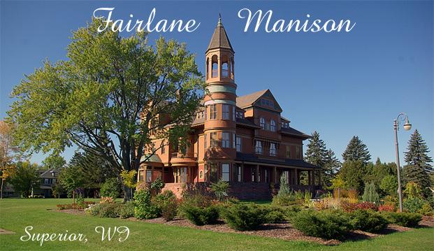 Fairlane Manison, Superior, Wisconsin