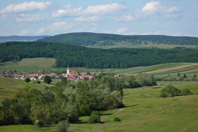 View of Mugeni (Bögouml;z)