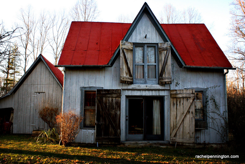 Lindens Carriage House (or The Barn)