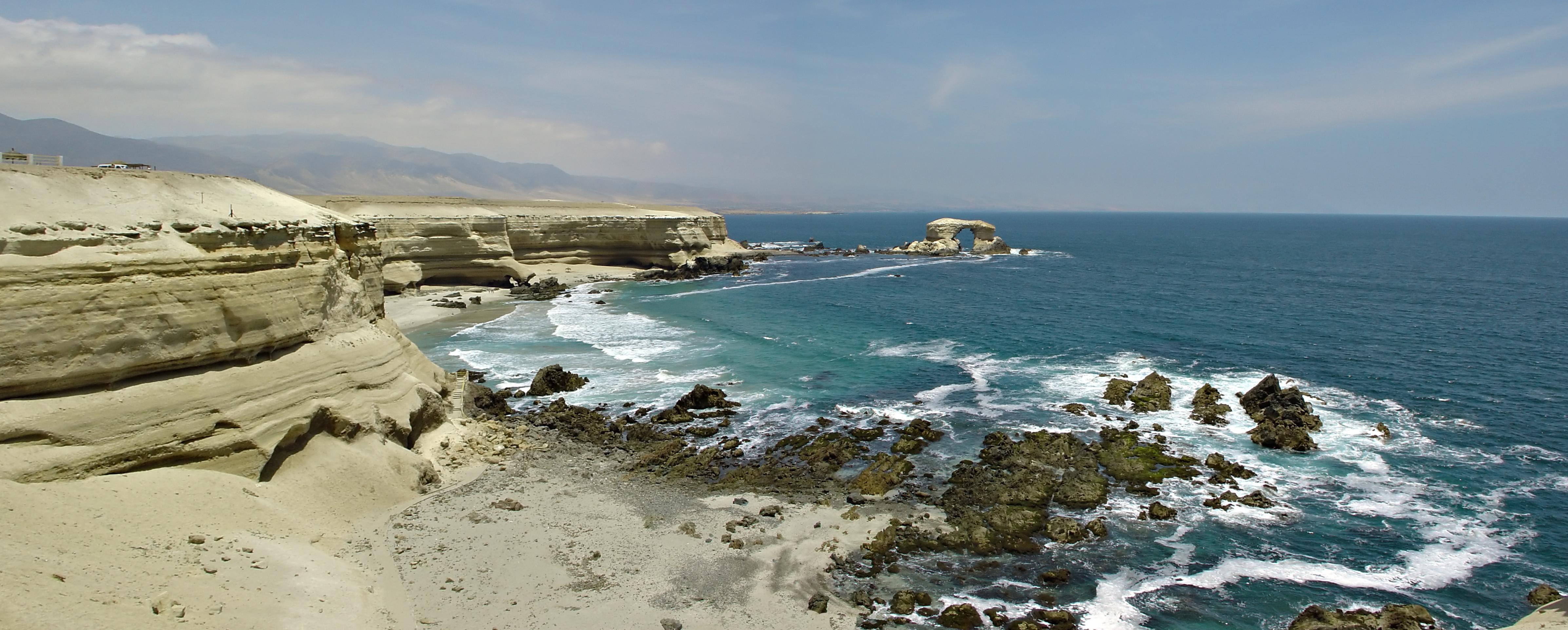 Antofagasta La portada