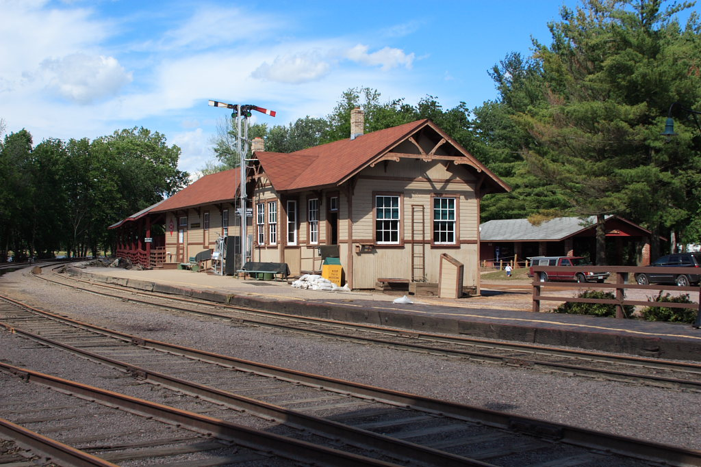 North Freedom Depot