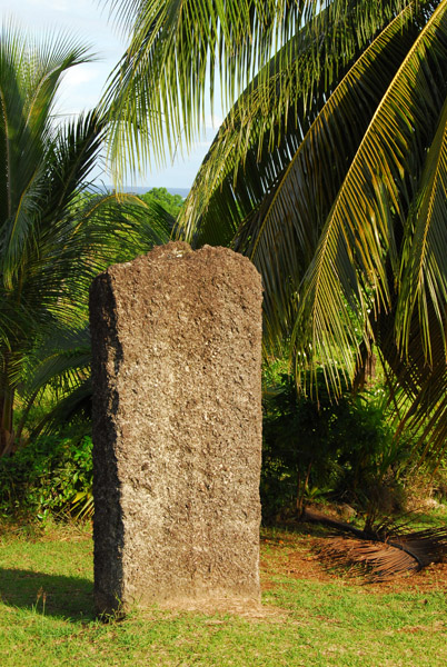 Monoliths at Badrulchau, Ngarchelong State