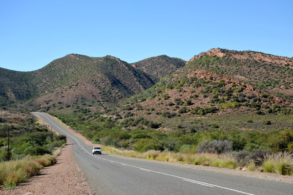 Route 62, Little Karoo
