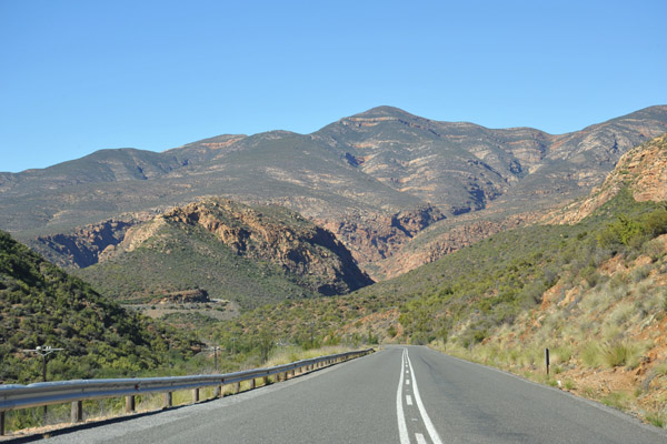 Route 62, Little Karoo