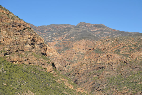 Little Karoo between Ladismith and Calitzdorp