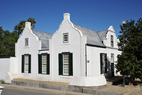 Old Residency Museum Early 19th C Cape Dutch House Parsonable