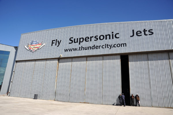 chercher fabrication habile plus grand choix Thunder City - Fly Supersonic Jets, Cape Town International ...