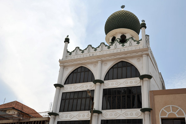 Fort Jumma Mosque, Chatham Street, Colombo
