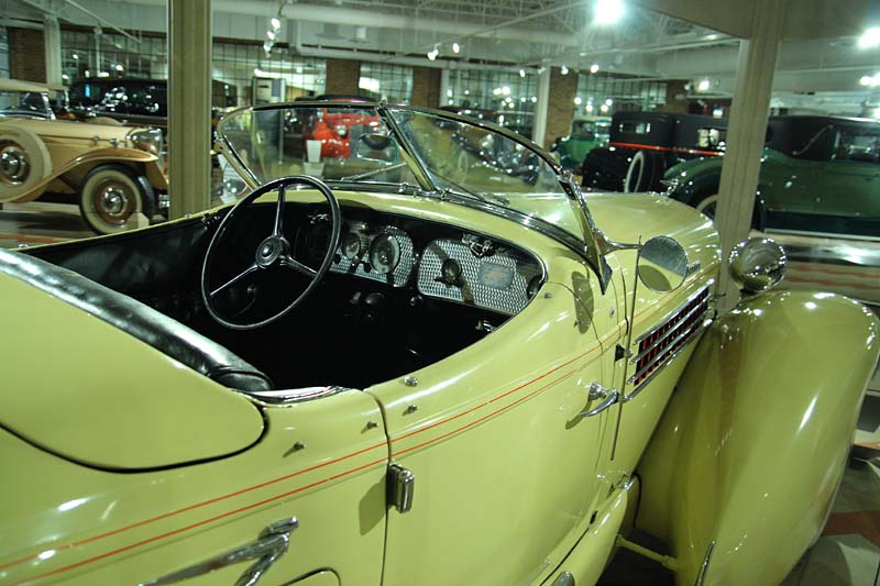 1935 Auburn Speedster - Supercharged