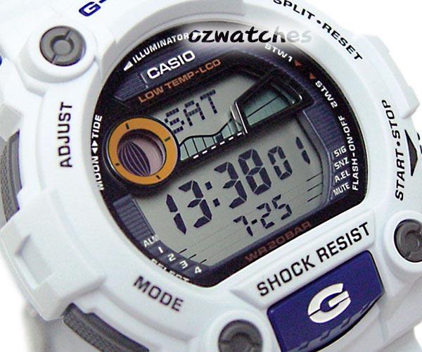 casio g shock 7900 manual