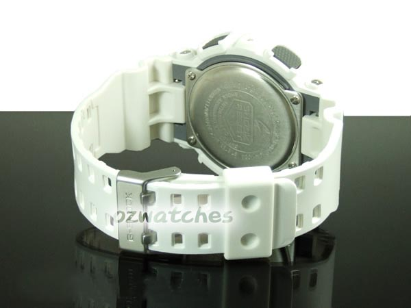 Casio no 5081 roulette how many numbers 2011 casio g shock tough body ga 100a 7a ga 100a 7adr white large case fandeluxe Choice Image