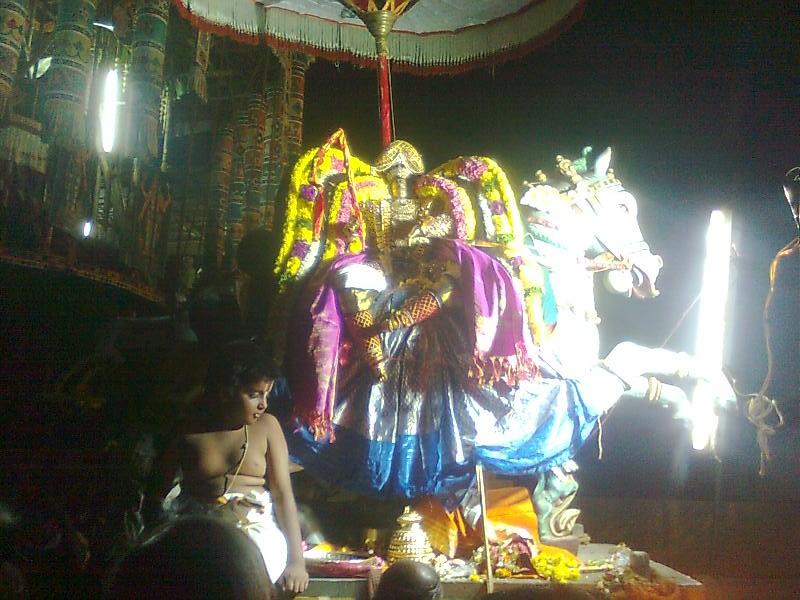 BalaSaaranathan-Kudirai Vahanam 8th Day Night.jpg