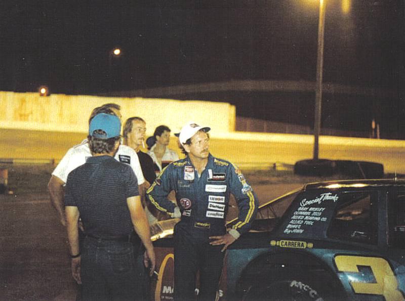 Dale Earnhardt  Nashville 1988