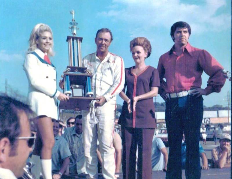 Fairgrounds Speedway Nashville 1971 Southern 300