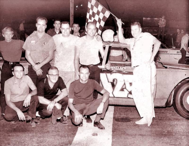 Binkley Racing 1968