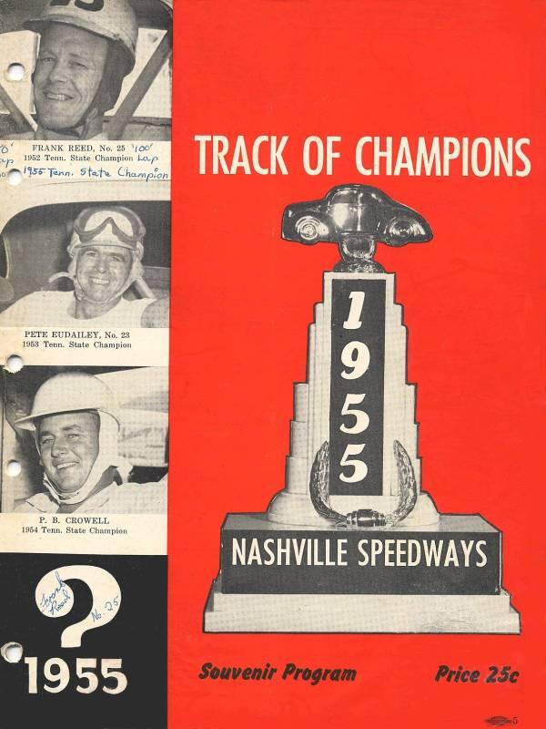1955 Nashville Speedways