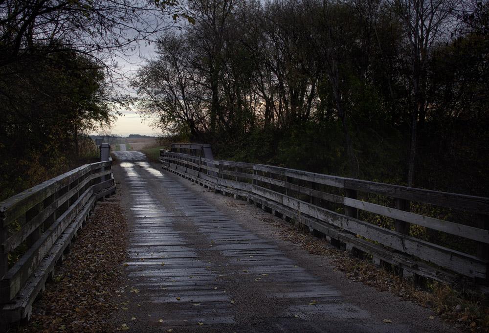 Bridge at Big Cut Road
