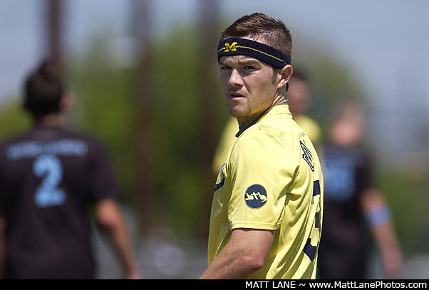 Ryan Purcell of Michigan