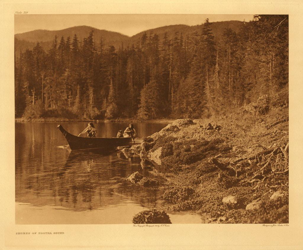 Shores of Nootka Sound