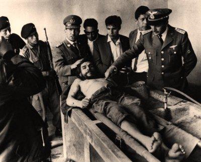 The Corpse of Che Guevara - Freddy Alborta, 1967