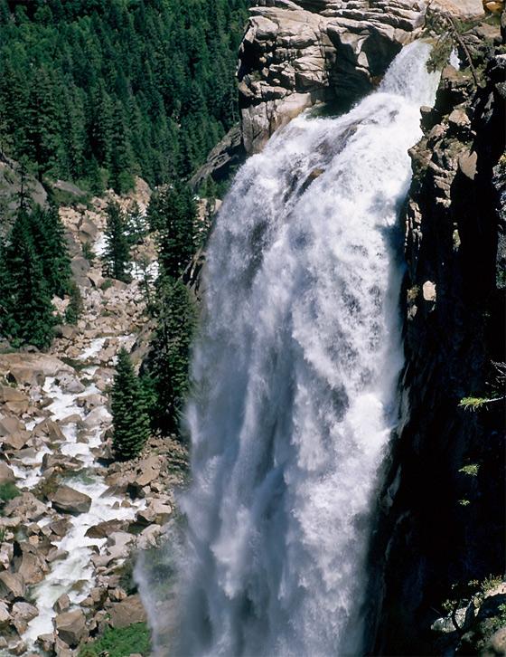 Illouette Falls