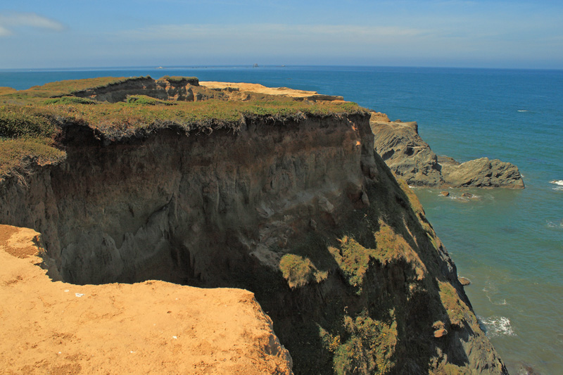 Verticle Cliff
