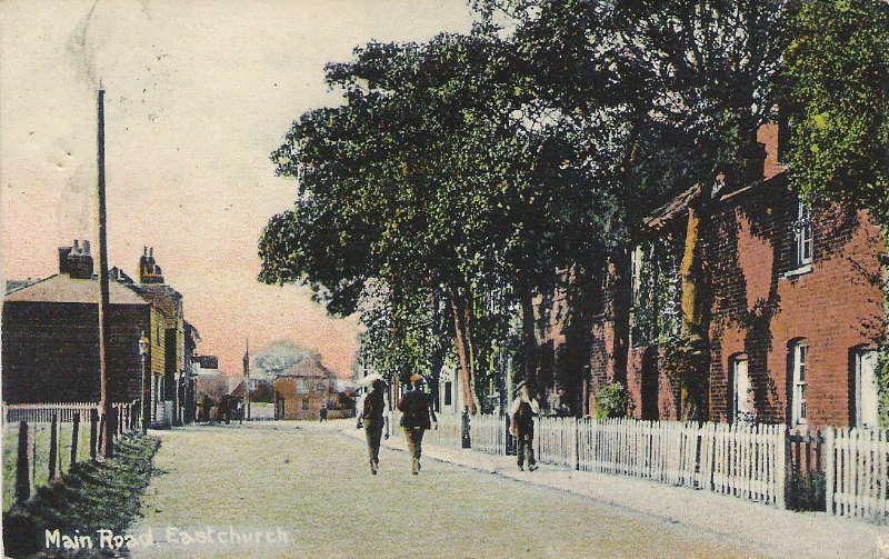 Main Road - Eastchurch