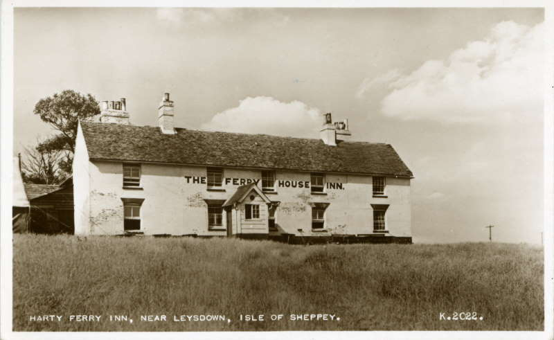 Ferry House Inn 1953