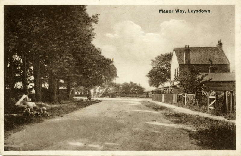 Manor Way, Leysdown