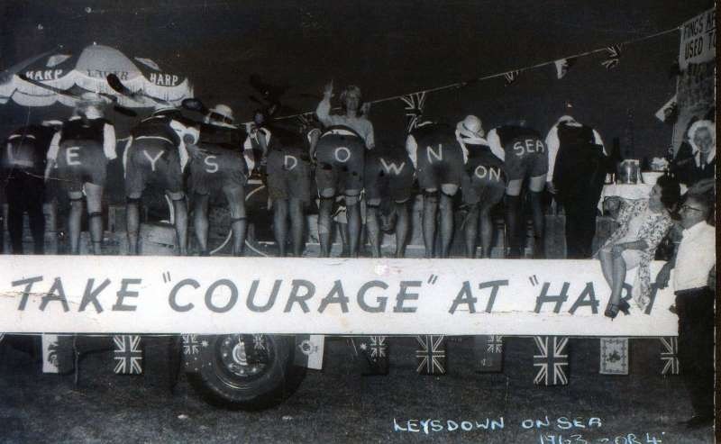 Take courage 60s
