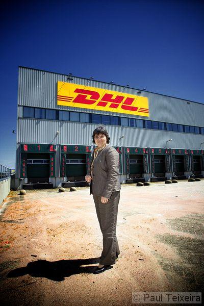 Rocio Yanez - Vice President IT- Northern Europe DHL Supply Chain