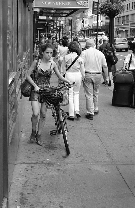NY BikeGirl