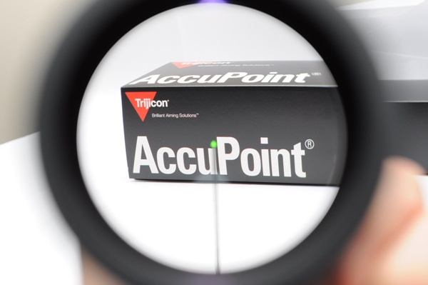 trijicon tr24 g green triangle reticle 749 adm mounts available