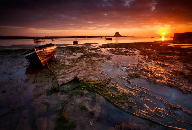 Lindisfarne Coble