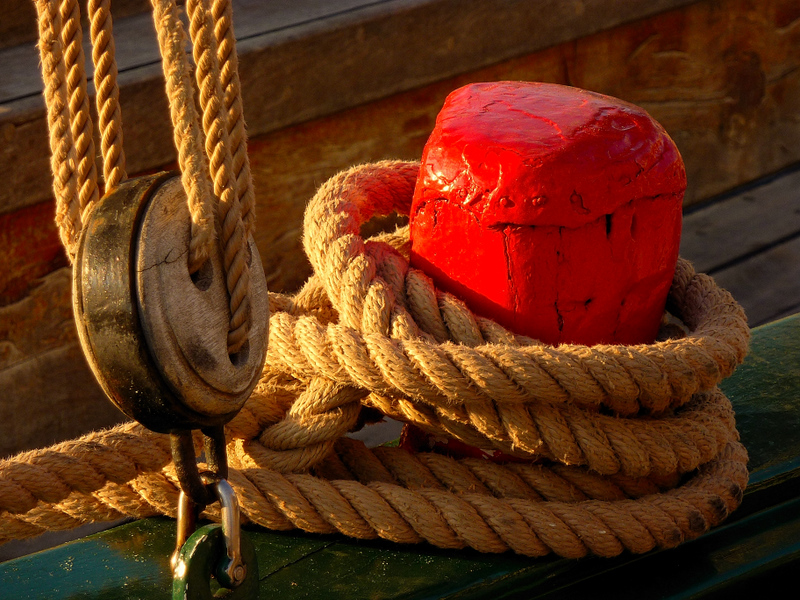 Red safe mooring