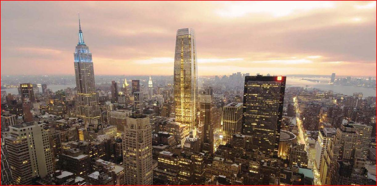 new york penn plaza hotel penn ft m  new york 15 penn plaza hotel penn 1 216 ft 371 m 66 floors page 4 skyscraperpage forum