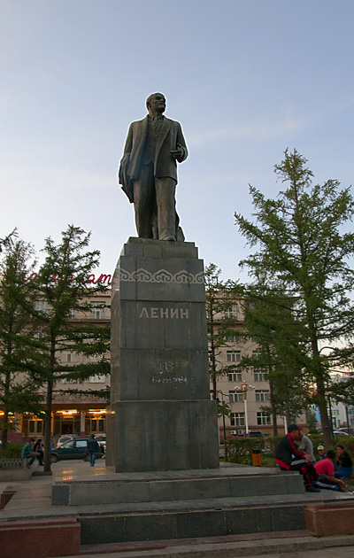 Lenin Lives