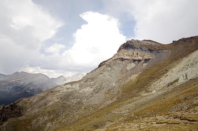 Near Milner Pass