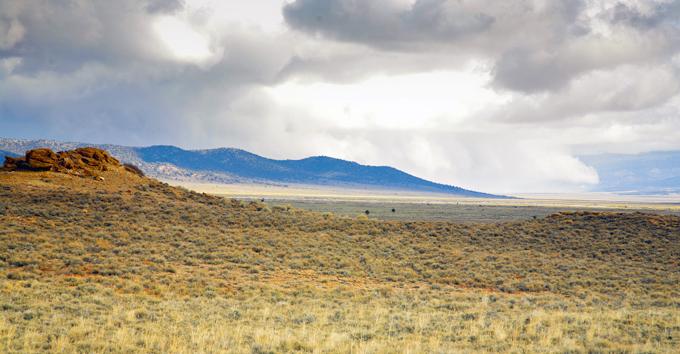 Distant Storm-Utah