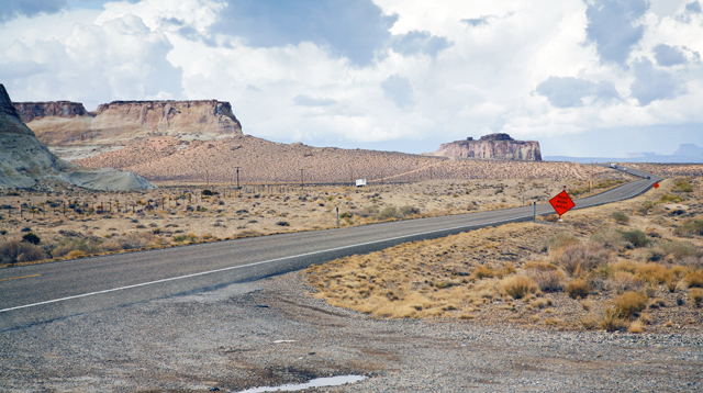 Mesas and Highway