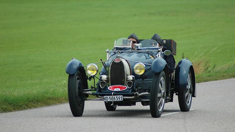 1928 Bugatti type 37A châssis 37245 R
