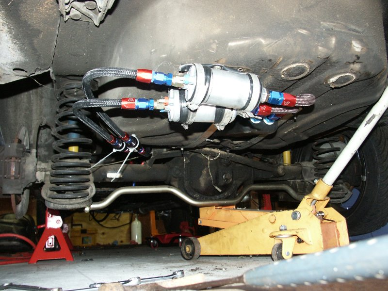 Gray 1988 Jeep Wrangler together with Watch moreover How To Install Ls1 Fuel Rails likewise 100ColorfulMoney gif moreover File Chevrolet Cavalier 2 2 L OHV. on volvo 240 fuel filter